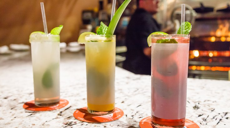celebrate National Mojito Day at Cuba Libre in Old City