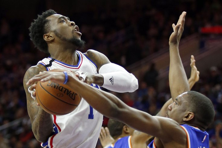 Tony Wroten Sixers Charged