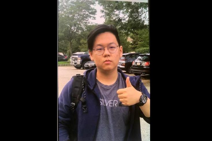 Alex Shin Missing