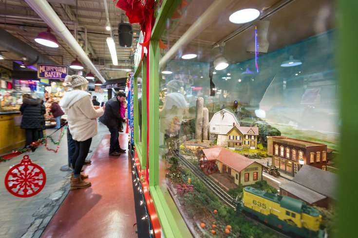 Holiday Showcase at Reading Terminal Market