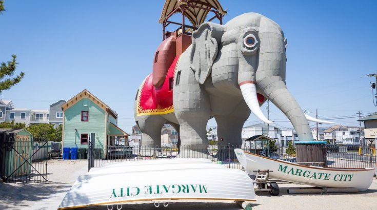 Lucy the Elephant restoration project