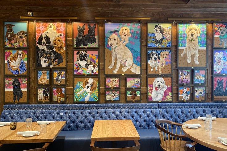 White Dog Cafe in Glen Mills