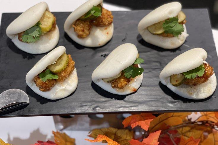 Chicken Bao WFC