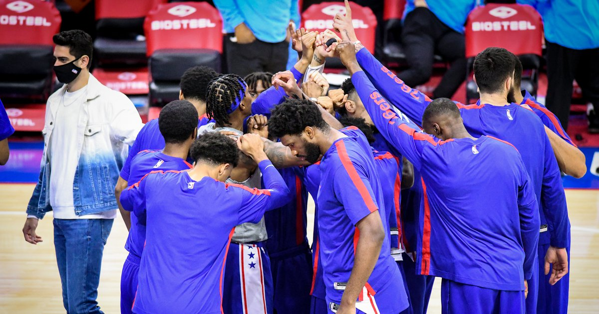 Sixers' game vs. Oklahoma City Thunder postponed due to contact tracing for Philly