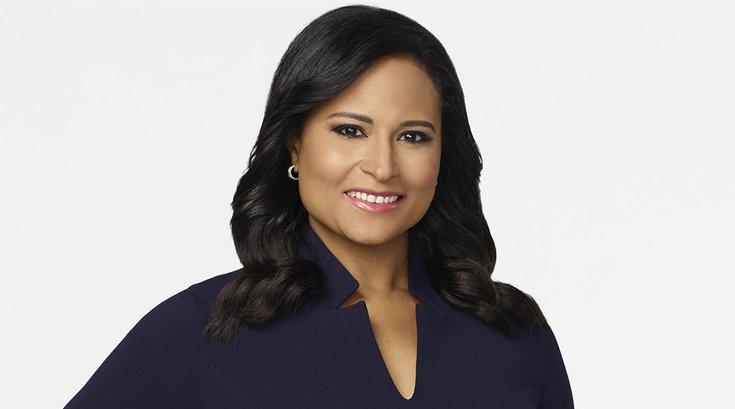 Kristen Welker Philadelphia NBC News