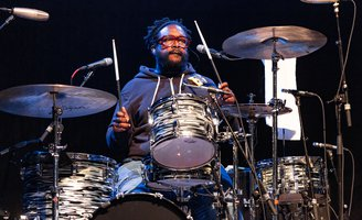 Questlove Music Is History book