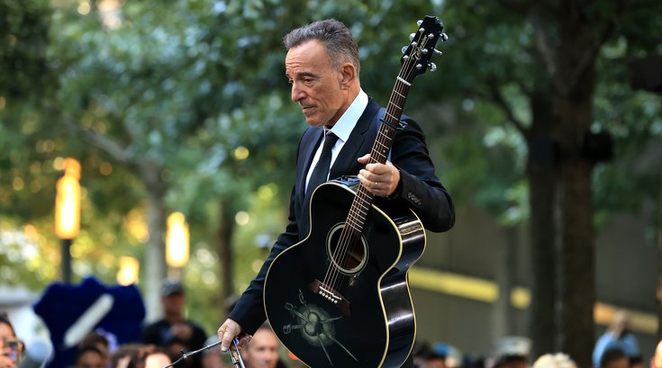 Bruce Springsteen 2022 Tour