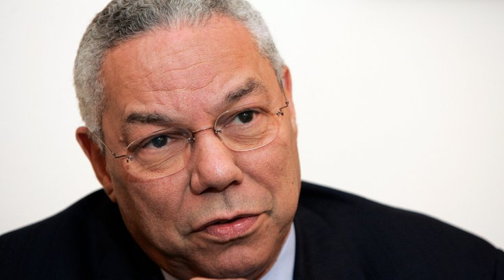 Colin Powell Liberty Medal