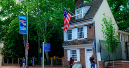 Betsy Ross House Airbnb