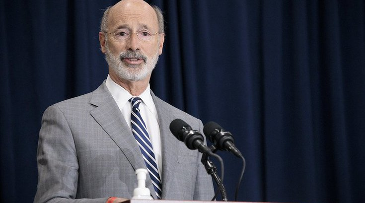Gov. Wolf Worker Protection