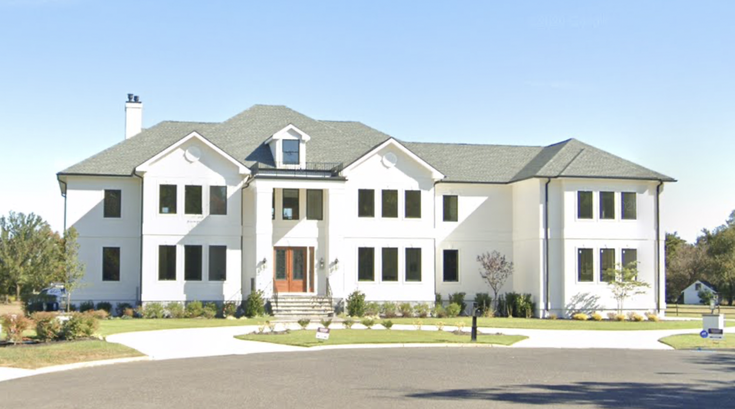 Simmons Moorestown Home