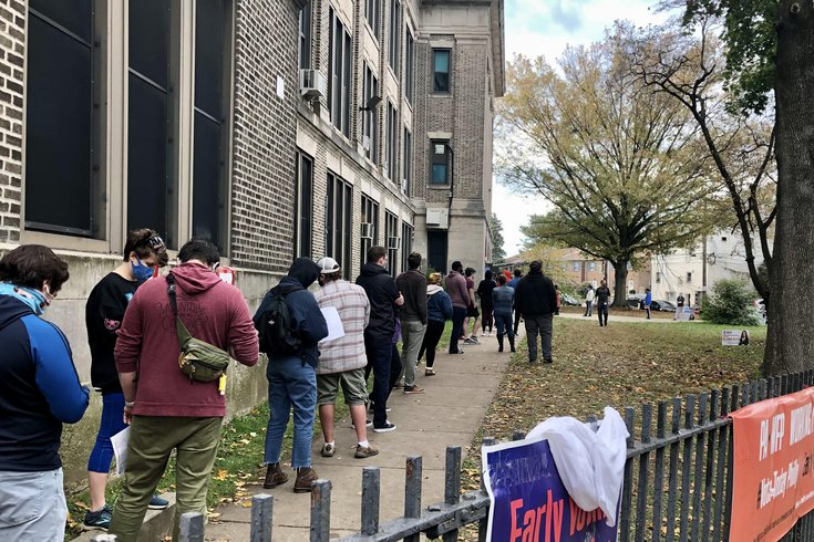 PA Early Voting