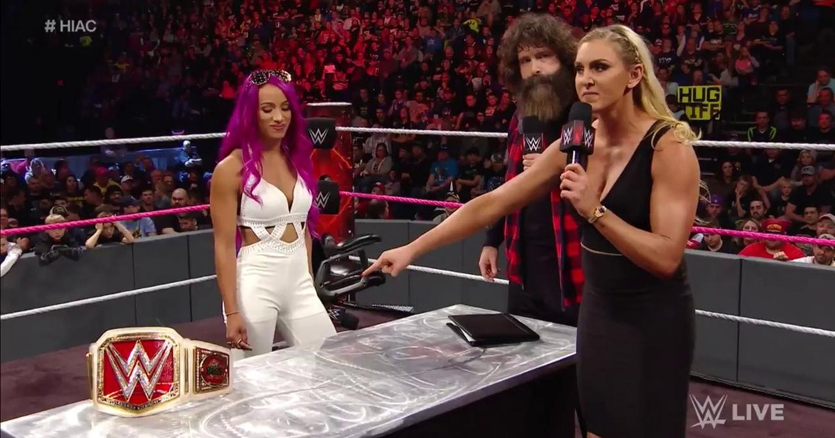 hell in a cell preview  sasha banks  charlotte take