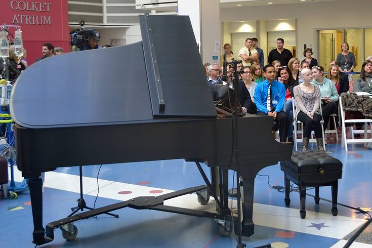 CHOP looking for piano players to entertain patients