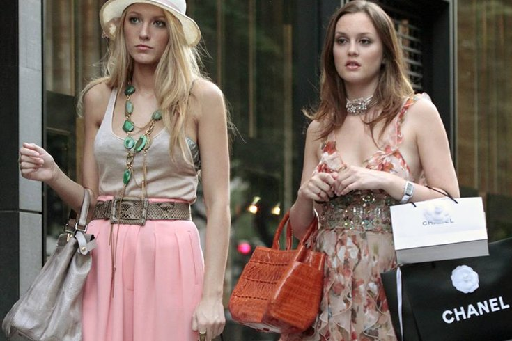 Gossip Girl may be getting a reboot