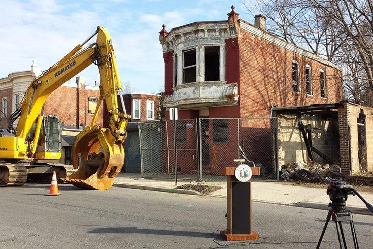 Camden Demolitions