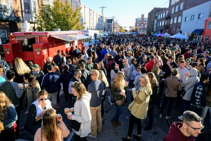Hawthornes Beer Cafe's annual IPA, Champagne and Rose Block Party