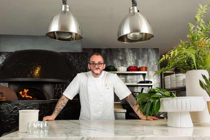 Chef Christopher Kearse