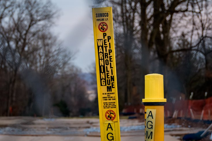 Mariner East 2 Pipeline charges