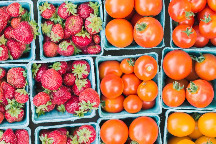 Farmers market to pop up at King of Prussia Mall on Fridays this summer