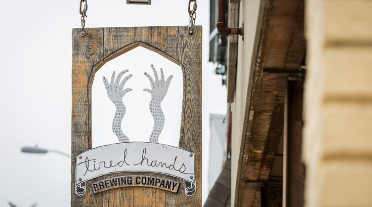 Carroll - Tired Hands Brewing Company