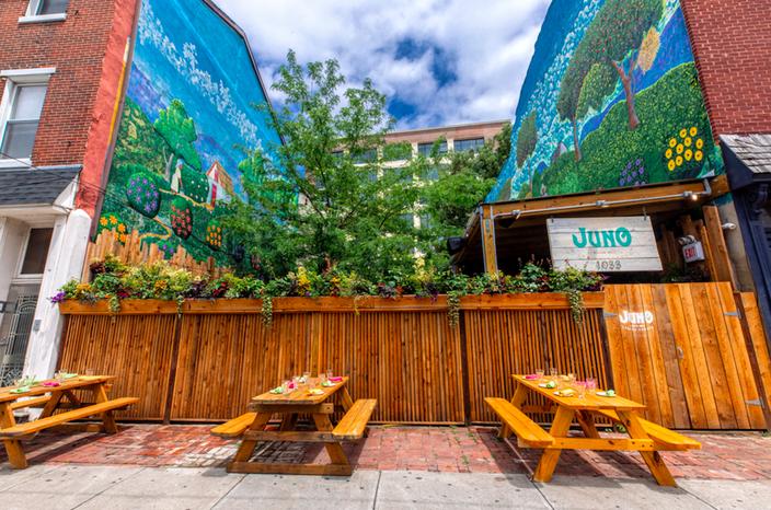 Juno Mexican restaurant