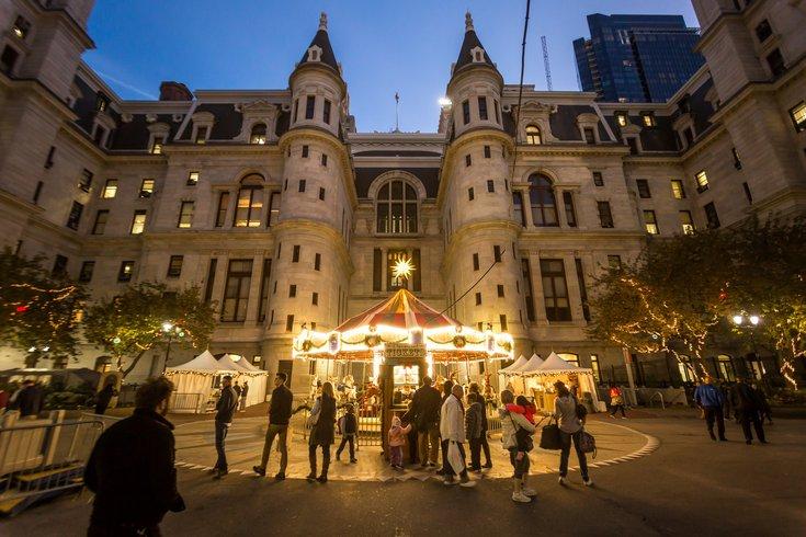 Christmas Village Philadelphia.Free Parking Saturdays For The Holiday Season Begin In