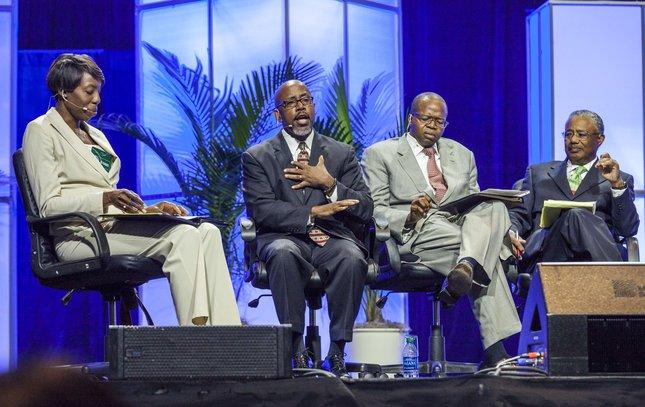 Carroll - NAACP Convention Philadelphia