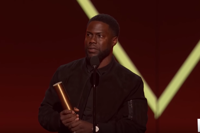 Kevin Hart first appearance crash