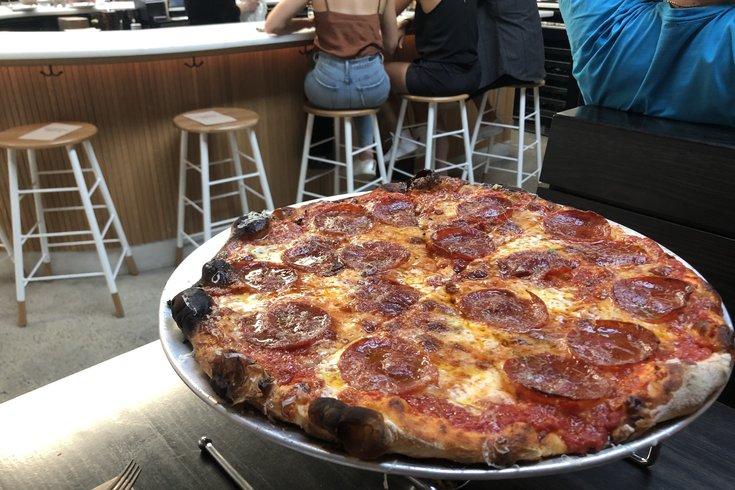 Pizzeria Beddia best new restaurant Esquire