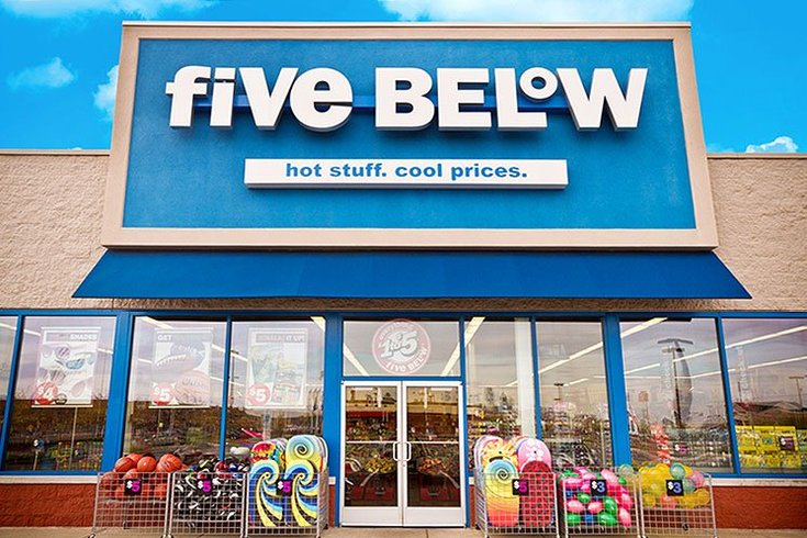 Five Below price increases