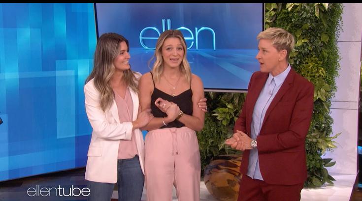 Ellen Show Sulsenti Austin Wedding