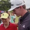 Brandon Matthews pro golf