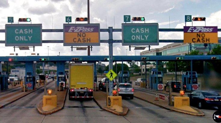 Pa. Turnpike cashless 2021