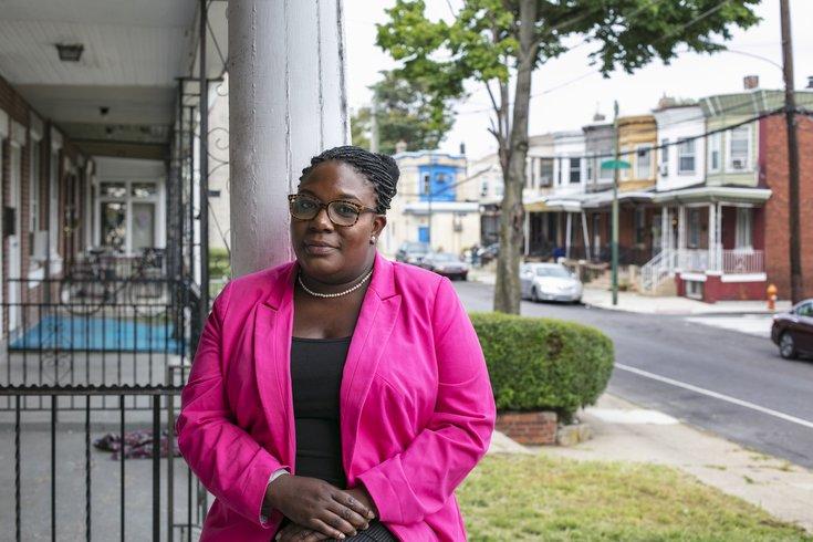 Kendra Brooks Philadelphia City Council