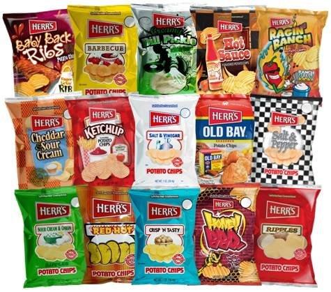 Herr's chips