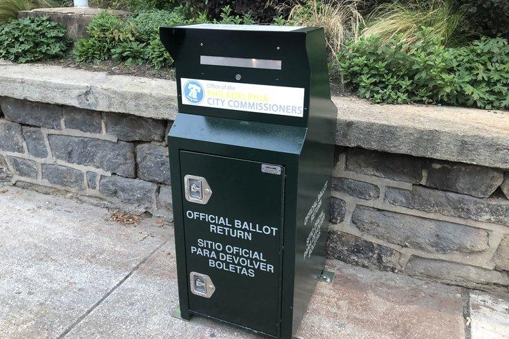 Pennsylvania Drop Box