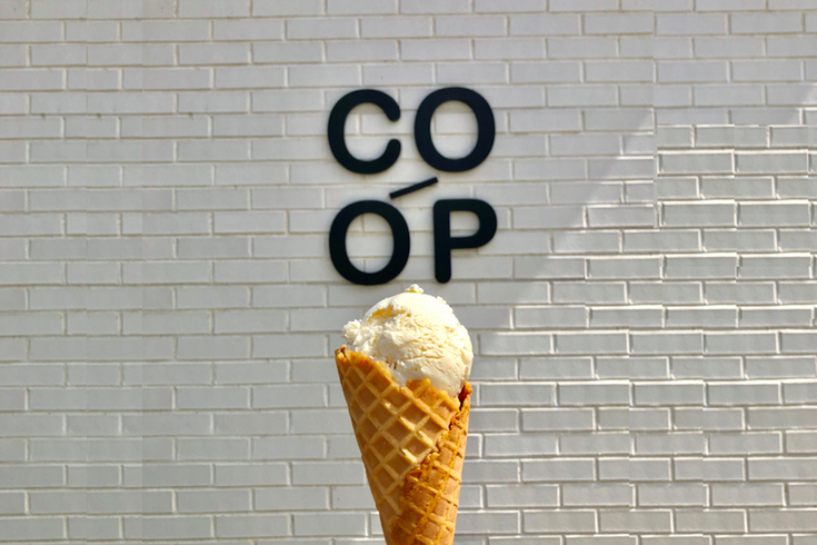 CO-OP giving away free Little Baby's Ice Cream