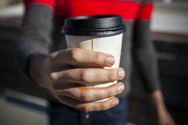 Carroll - Leaky Coffee Cups