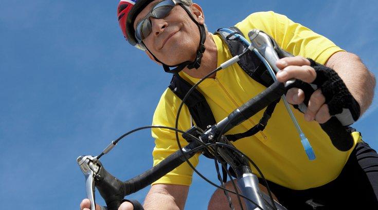 Exercise Benefits Older Men
