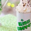 Irish coffee competition at Porta for St. Patrick's Day