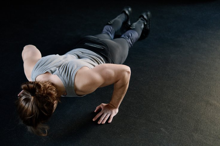 30 minute workout pushups
