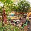 PHS garden in Manayunk