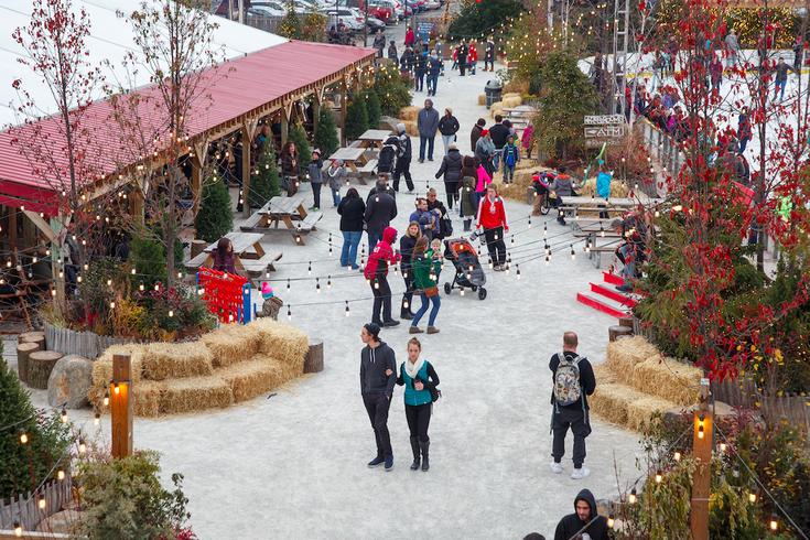 Winterfest Brewfest returns to Blue Cross RiverRink