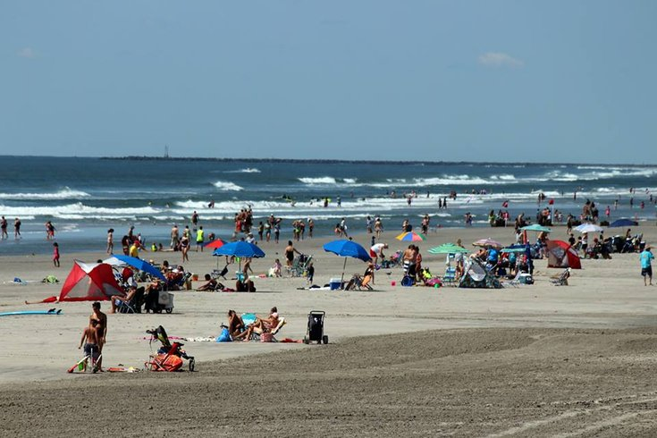 Wildwood Crest Beach Reopens After Wastewater Treatment