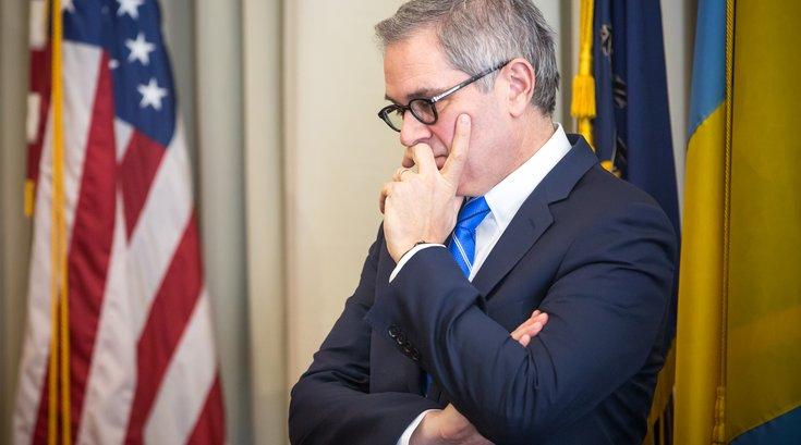 Stock_Carroll - Philadelphia District Attorney Larry Krasner