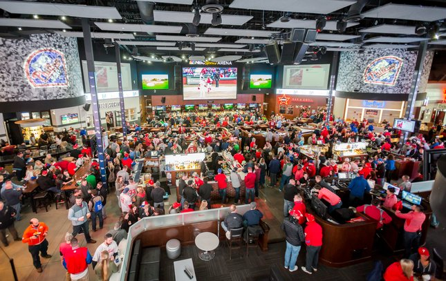 Carroll - Phillies Home Opener at Xfinity Live!