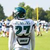 Carroll - Malcolm Jenkins Eagles Training Camp