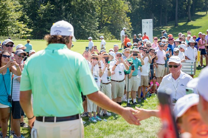 Carroll - BMW Championship - Phil Mickelson