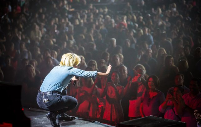 Carroll - Lady Gaga Camden Rising